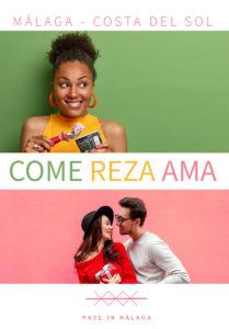 Come Reza Ama en Málaga