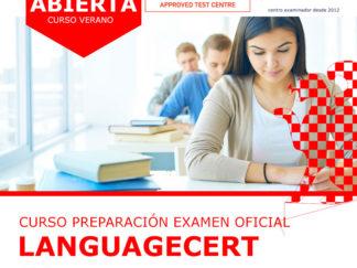Curso intensivo LanguageCert C1