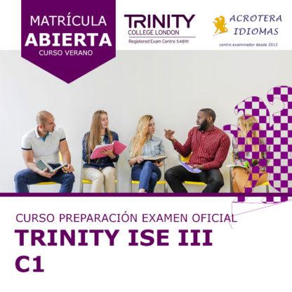 Curso Intensivo Trinity C1